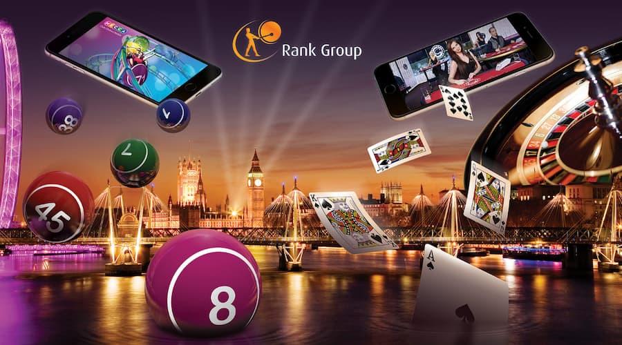 Rank Group nomme les directeurs généraux de Grosvenor et Mecca Brands